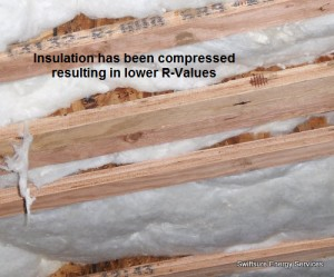 Compressed Insulation